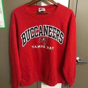 Other - Tampa Bay buccaneers crewneck sweatshirt medium